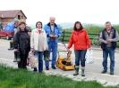 Großauer Friedhof: Arbeitseinsatz